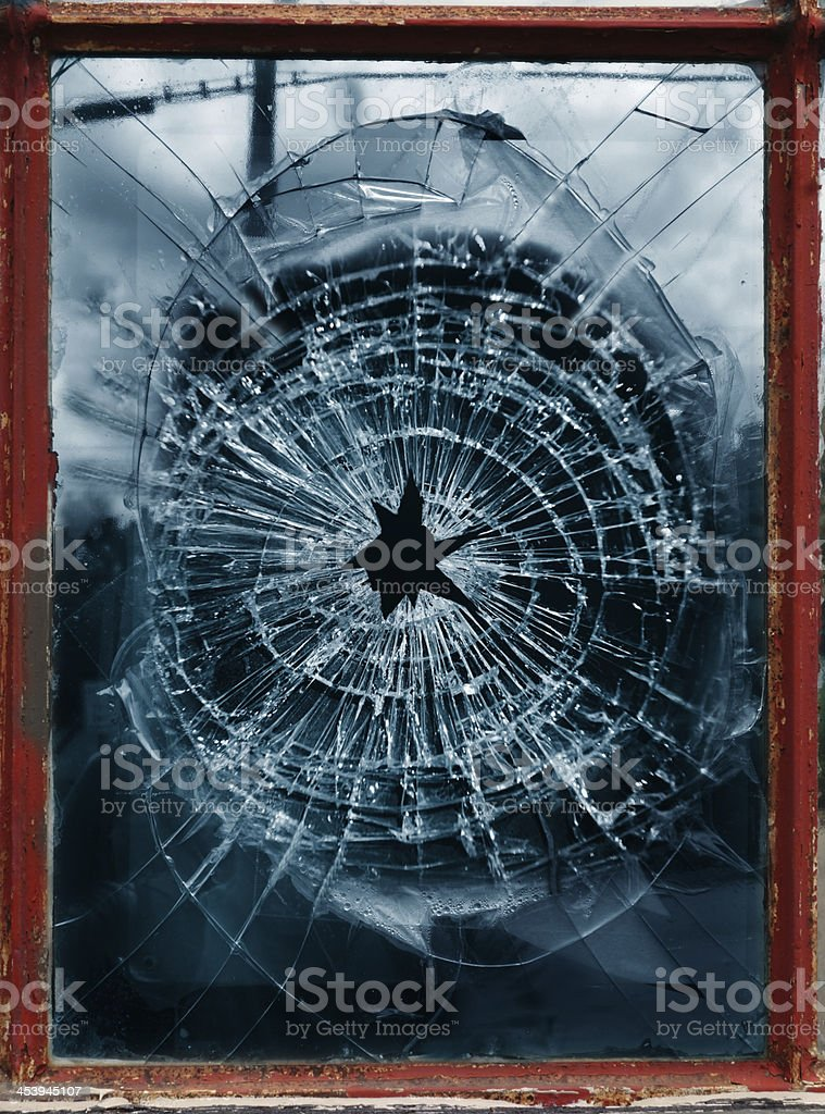 window glass royalty-free stock photo