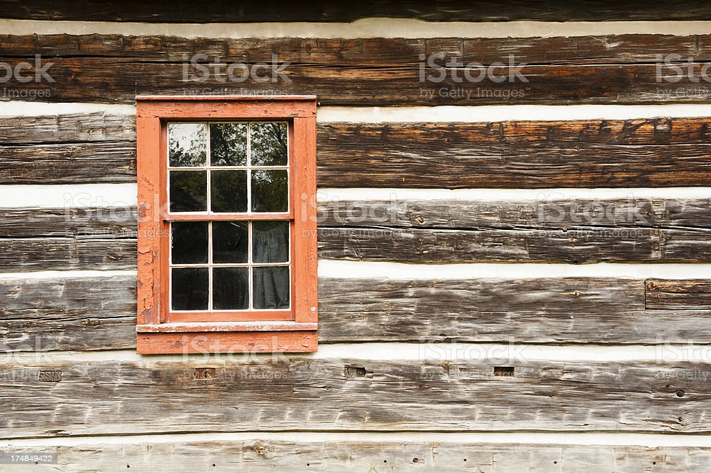 Window on the Side royalty-free stock photo