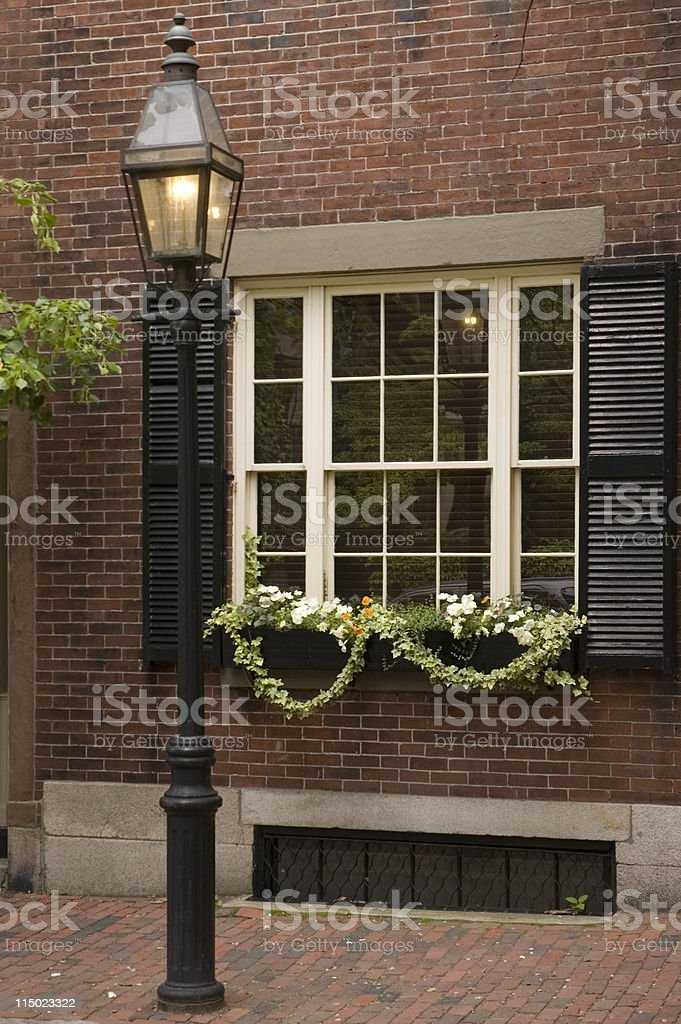 Window on the World stock photo