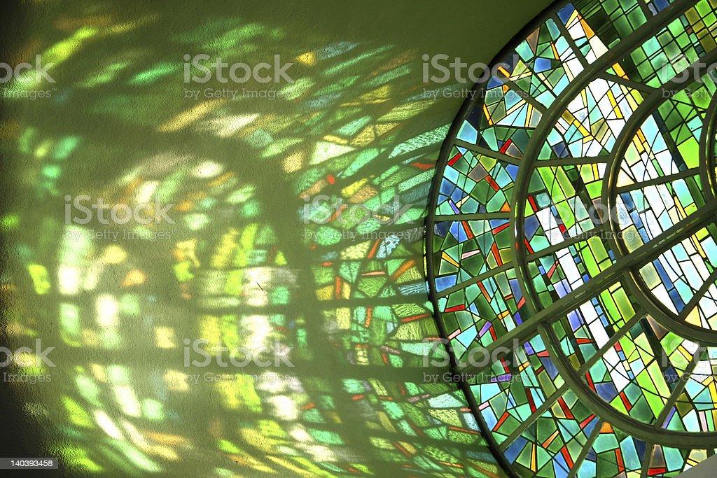 Window ornament royalty-free stock photo