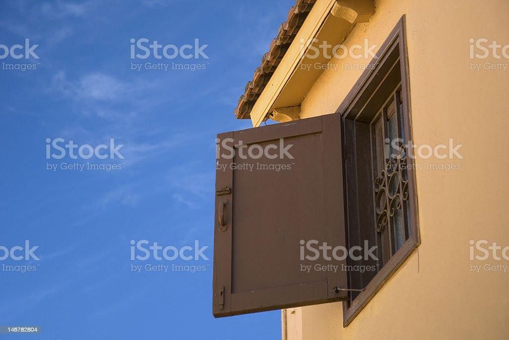 Okno zbiór zdjęć royalty-free