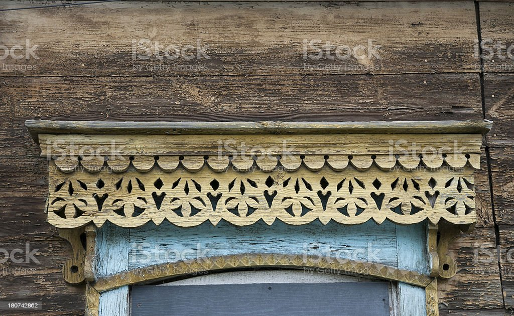 Window ( detail). royalty-free stock photo