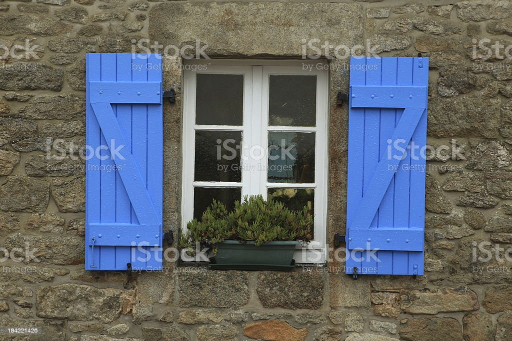 Fenster royalty-free stock photo