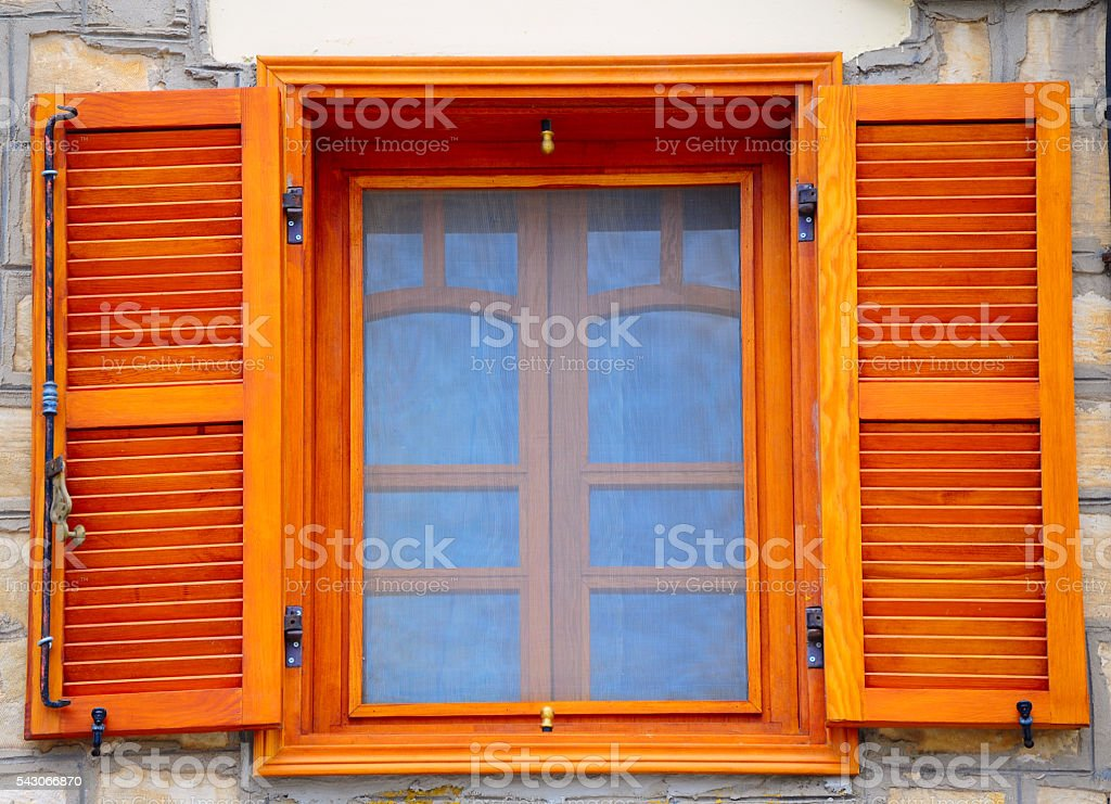 Window. stock photo