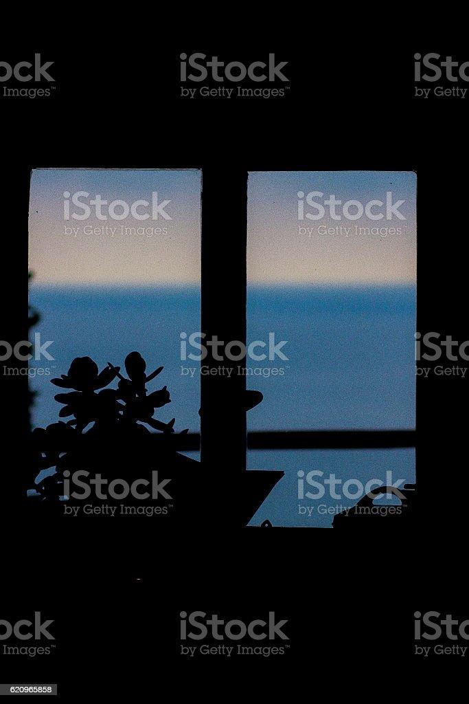 finestra stock photo