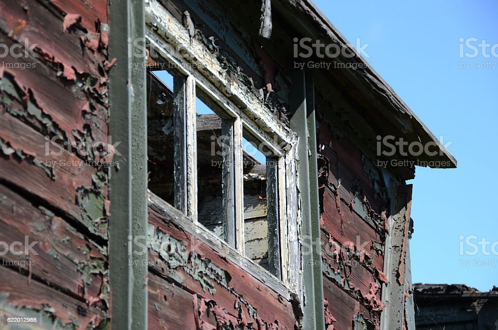 Fenster stock photo