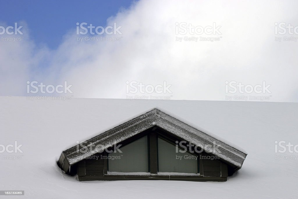 window roof royalty-free stock photo