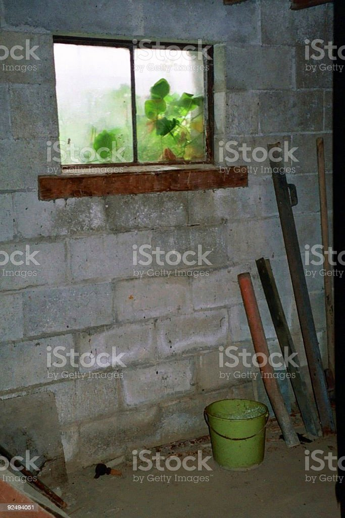 Window Scene royalty-free stock photo
