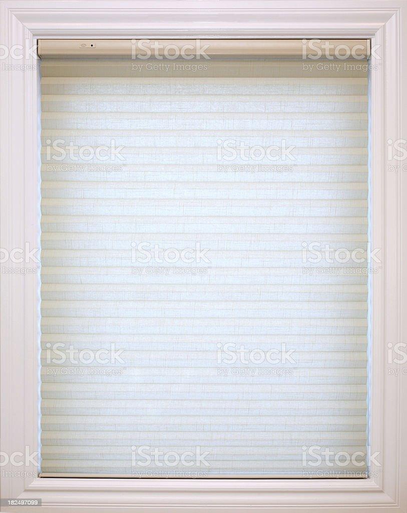 Window Shade royalty-free stock photo