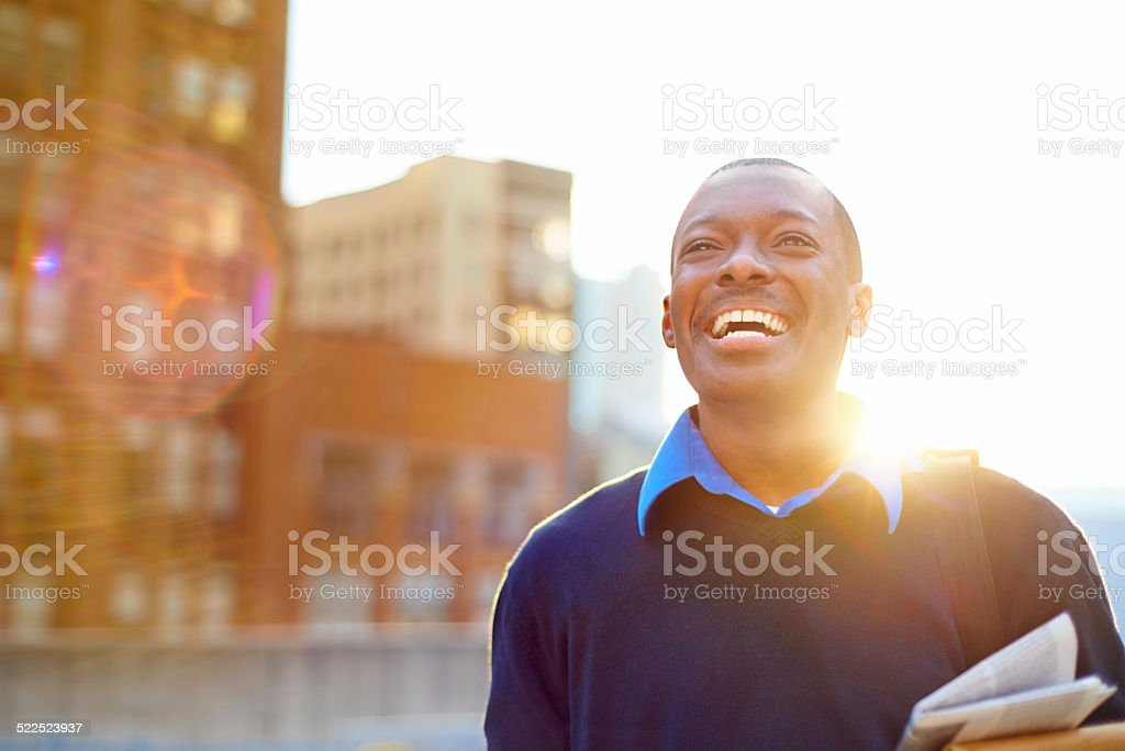 Window shopping was fun stock photo