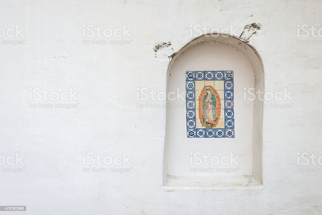 Window with TIle stock photo