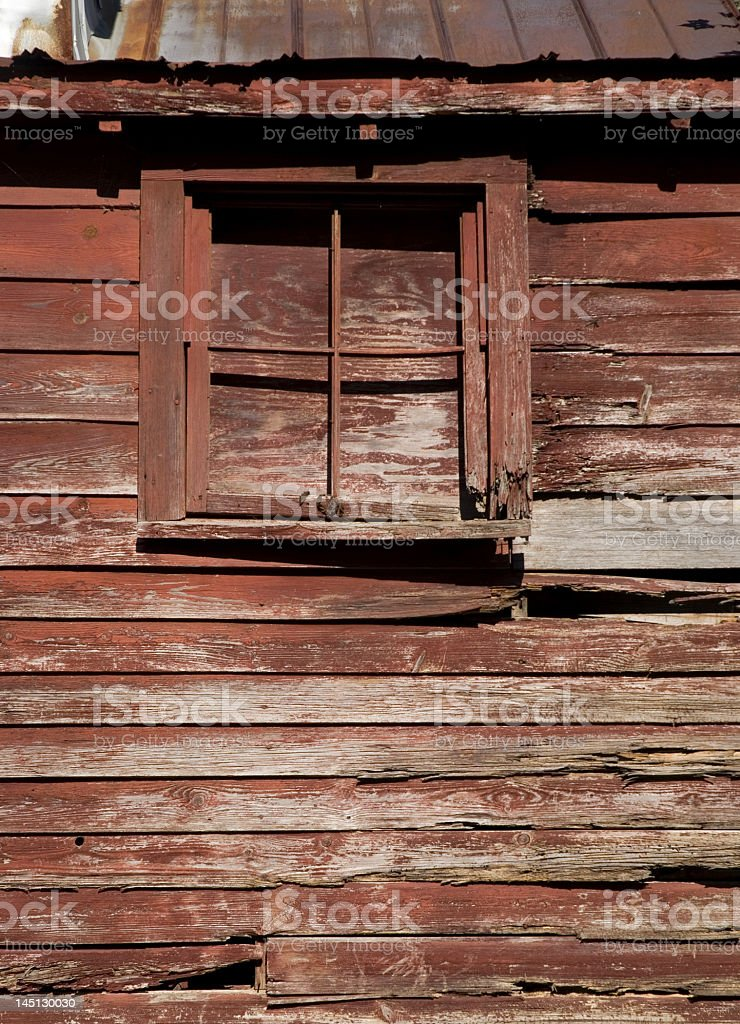 Window Without a View royalty-free stock photo