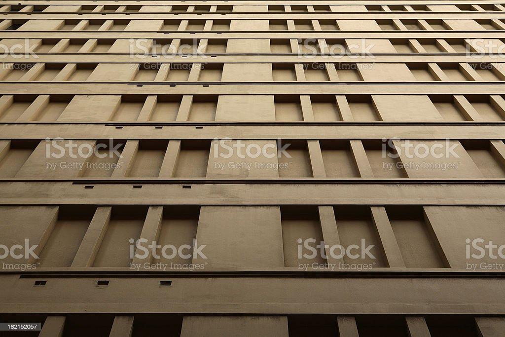 Windowless royalty-free stock photo