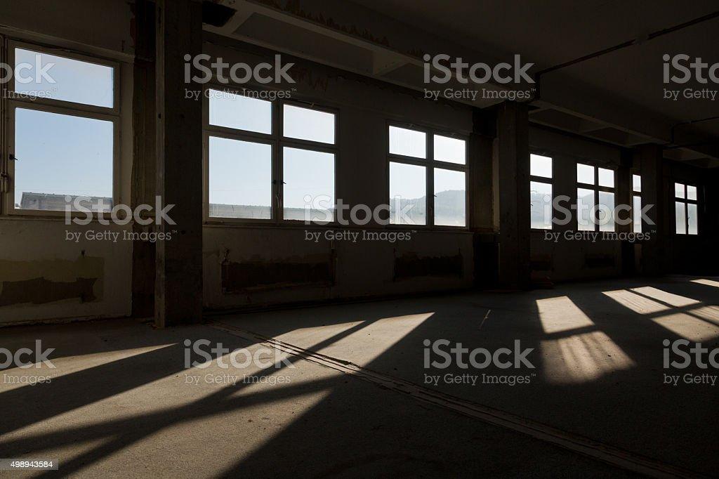 windowpanes stock photo