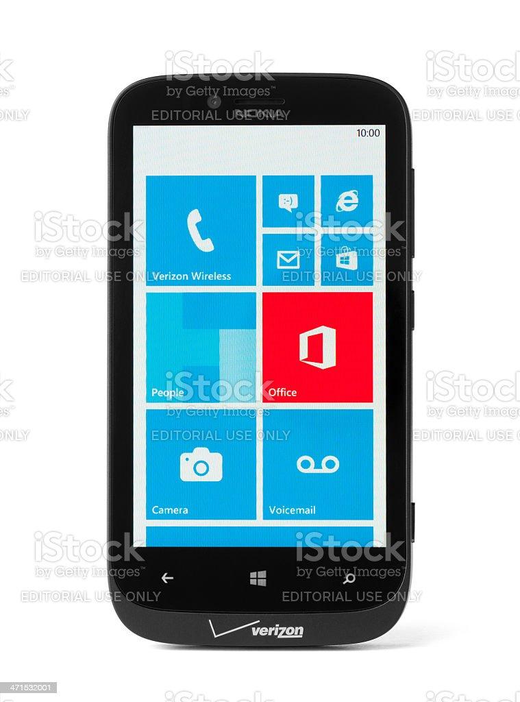 Windows 8 stock photo