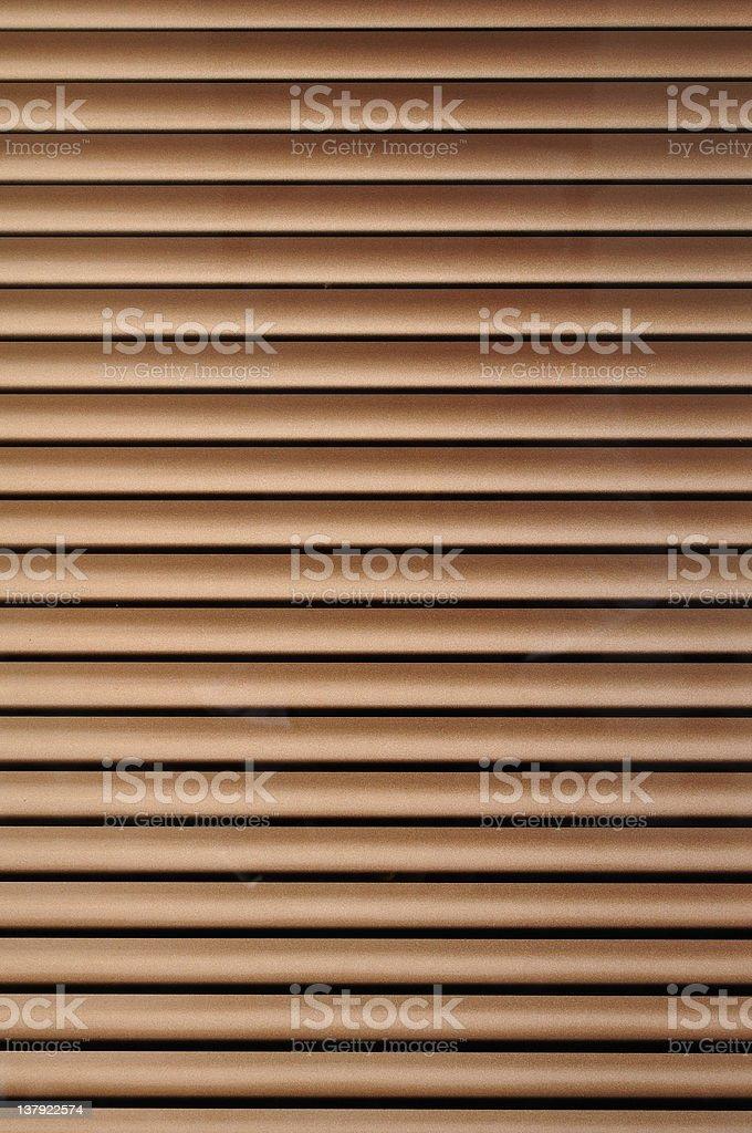 Windows blinds royalty-free stock photo