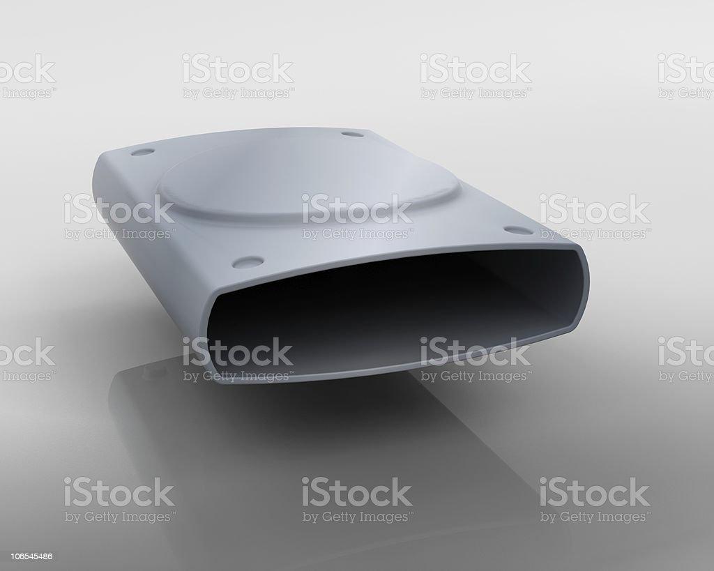 3D windows icon stock photo