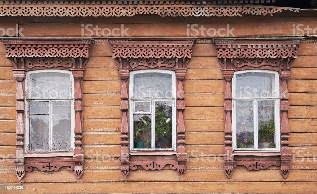 Windows. royalty-free stock photo