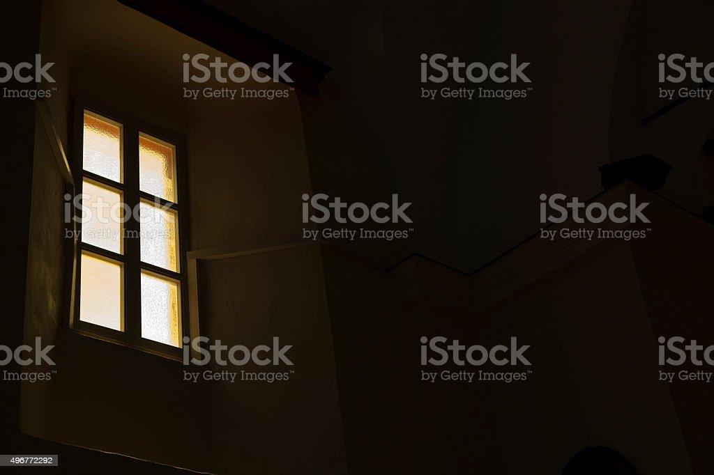 lighting for dark rooms. dark black room stock photo windows lighting for rooms k