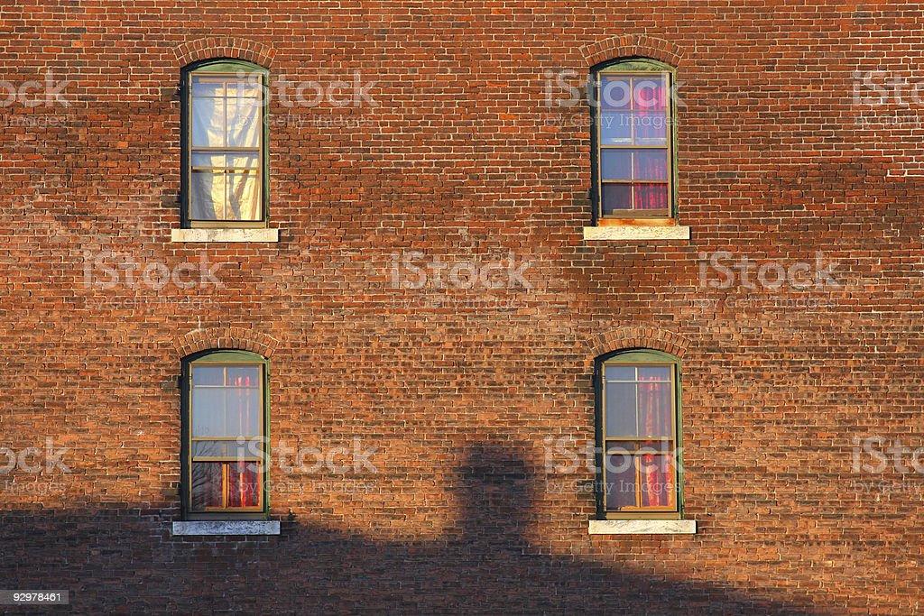 Windows royalty-free stock photo