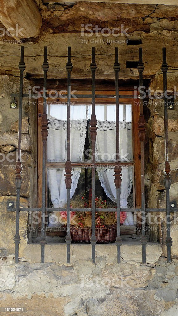 Windows - Ventana stock photo