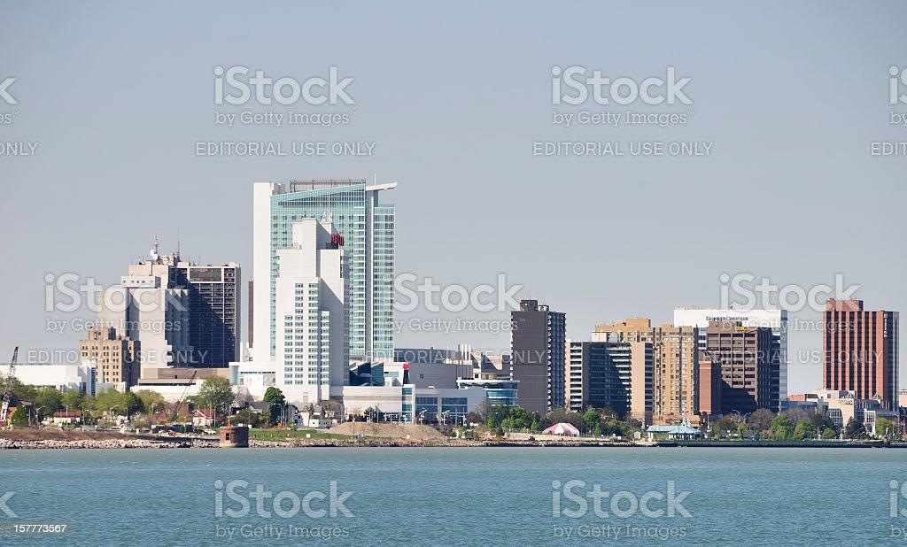 Windsor, Canada stock photo