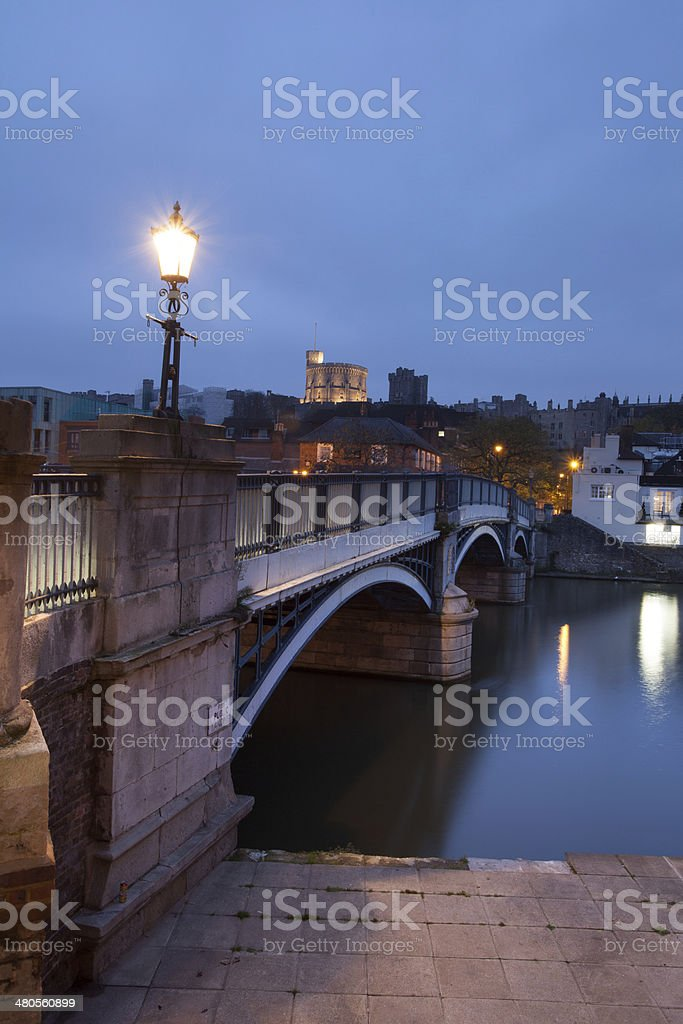Windsor Castle royalty-free stock photo