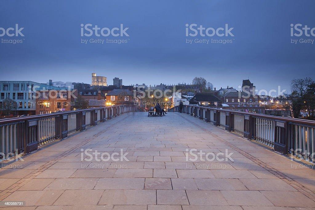 Windsor Castle royalty-free stock photo