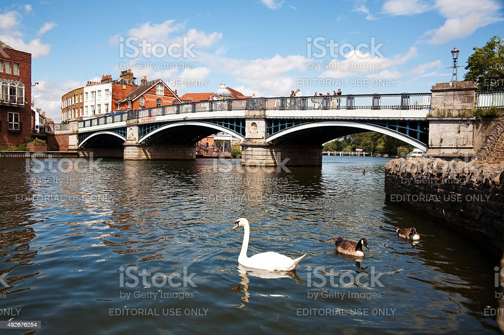 Windsor, London, UK stock photo