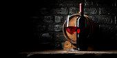 Wine and bricks