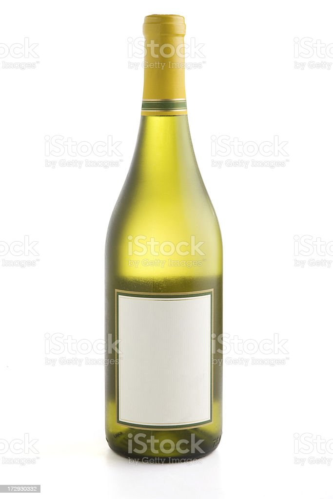 Wine Bottle royalty-free stock photo