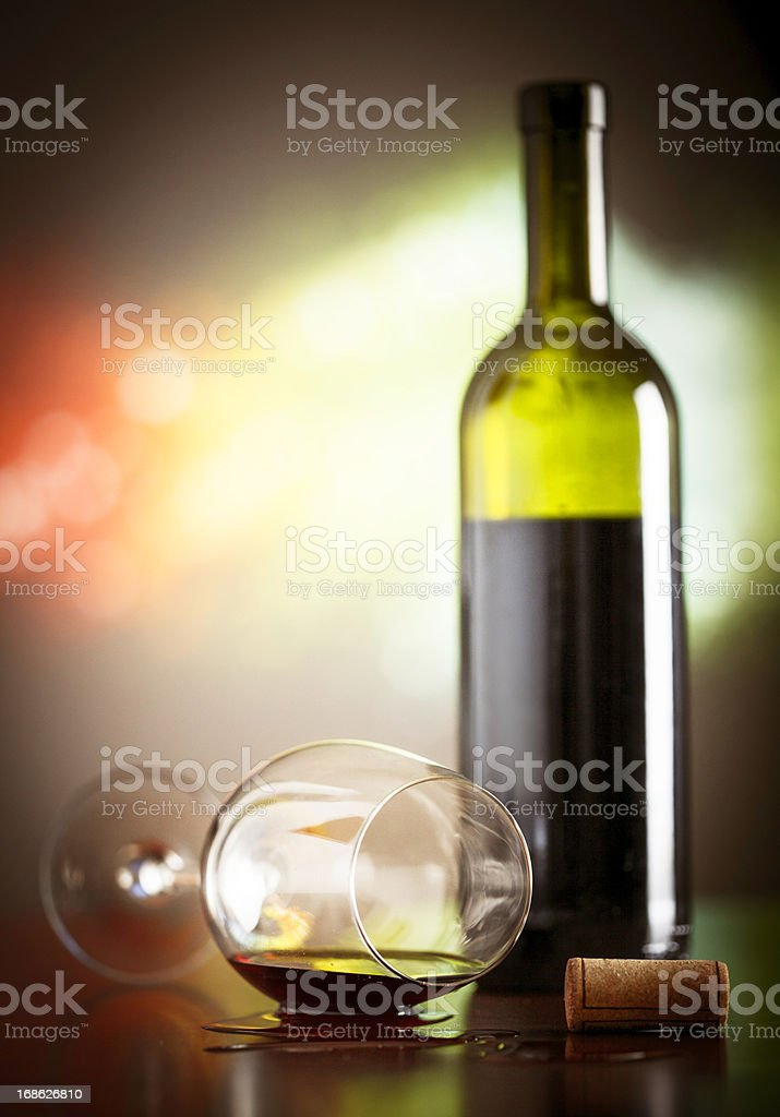 Wine concept royalty-free stock photo