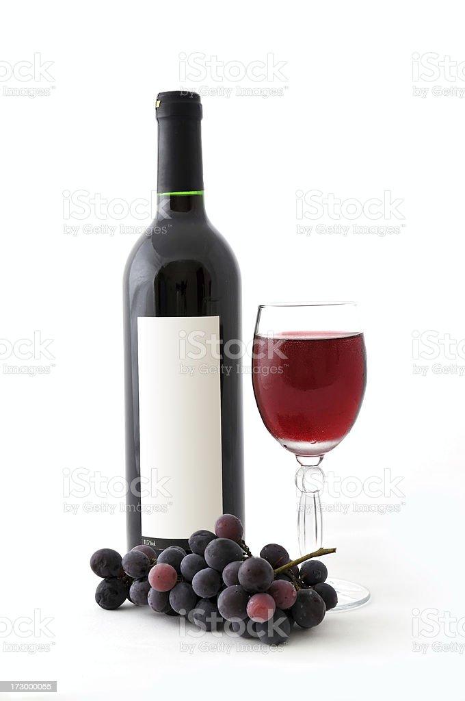 Wine Concept royalty-free stock photo