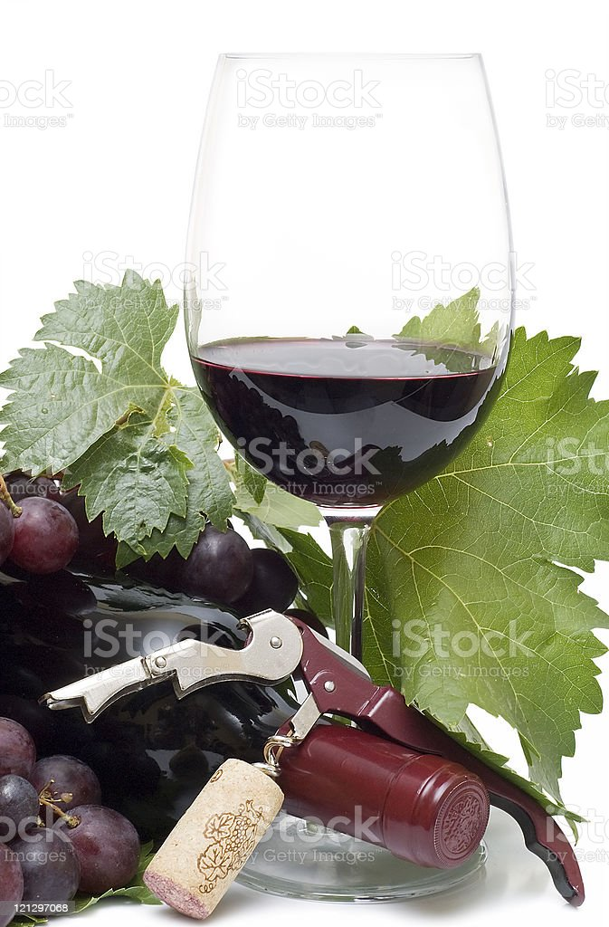 Wine culture. royalty-free stock photo