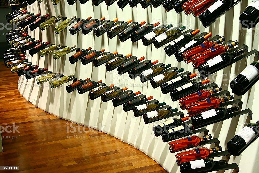 Wine exhibition royalty-free stock photo