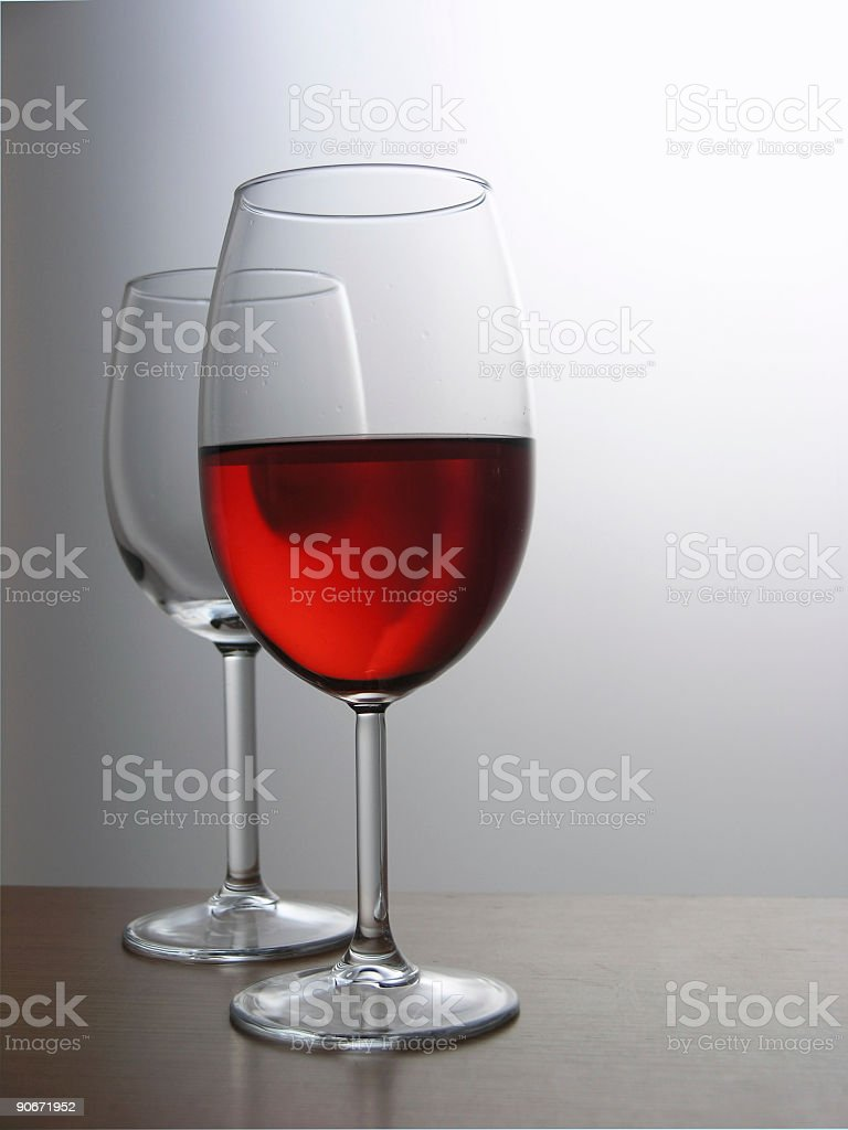 Wine for everybody! royalty-free stock photo