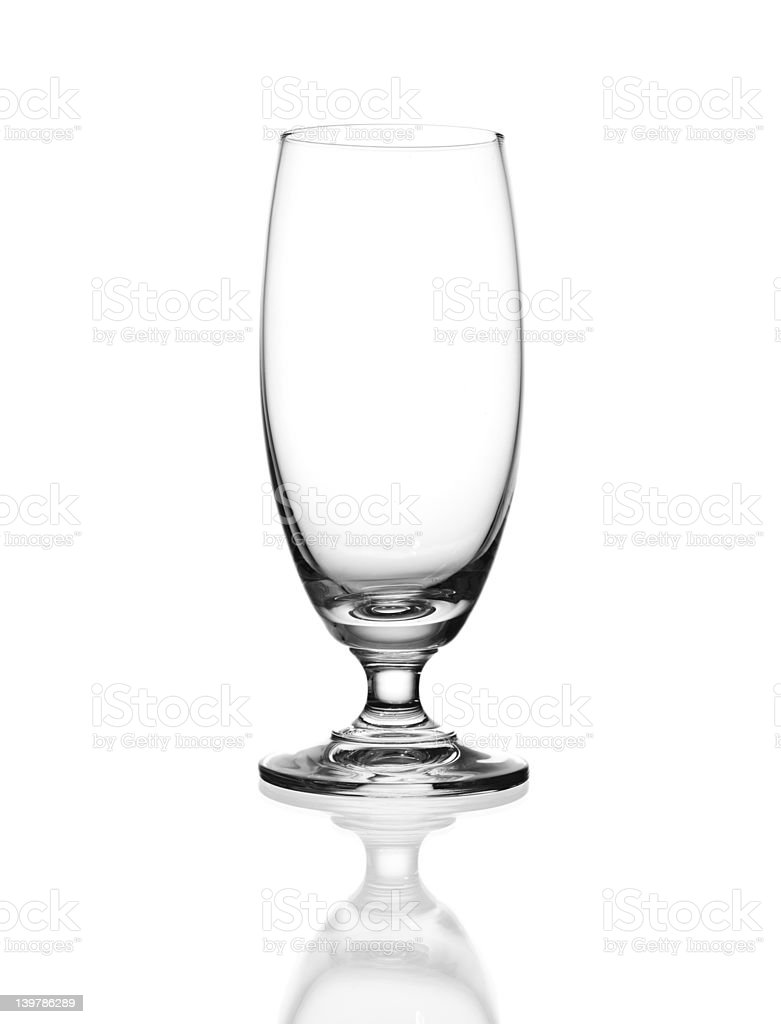 Vino vetro isolato foto stock royalty-free