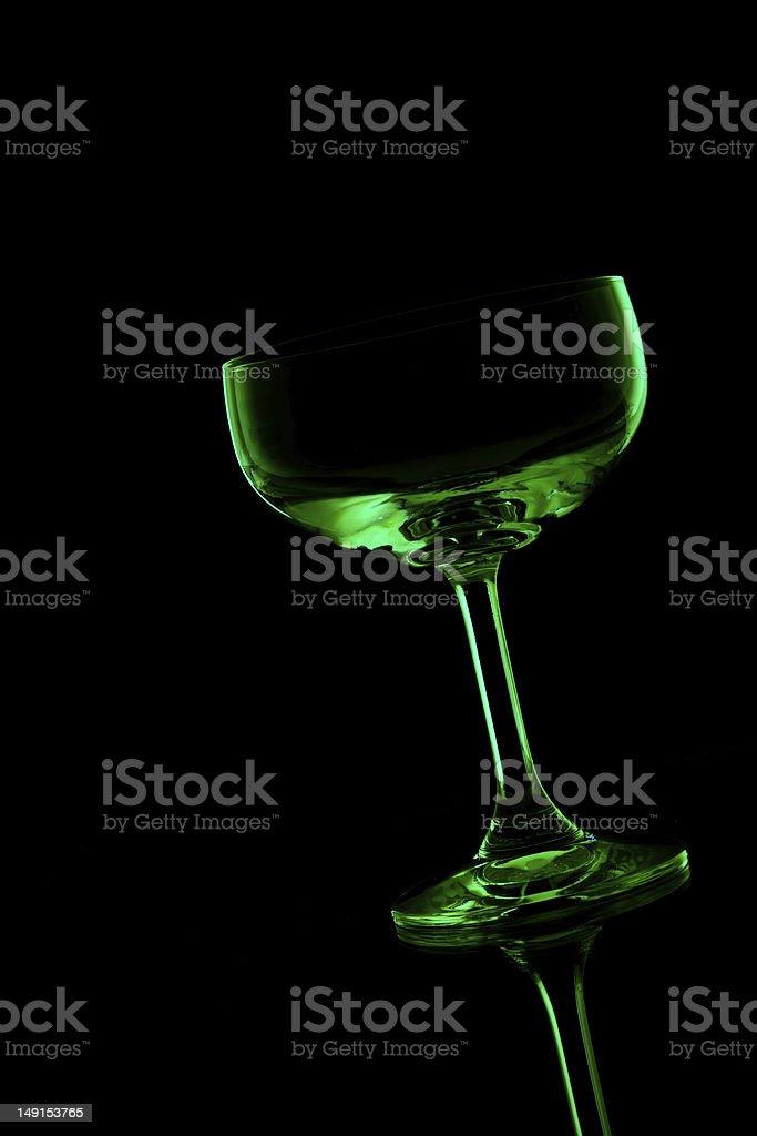 Vino vetro isolato foto stock royalty-free