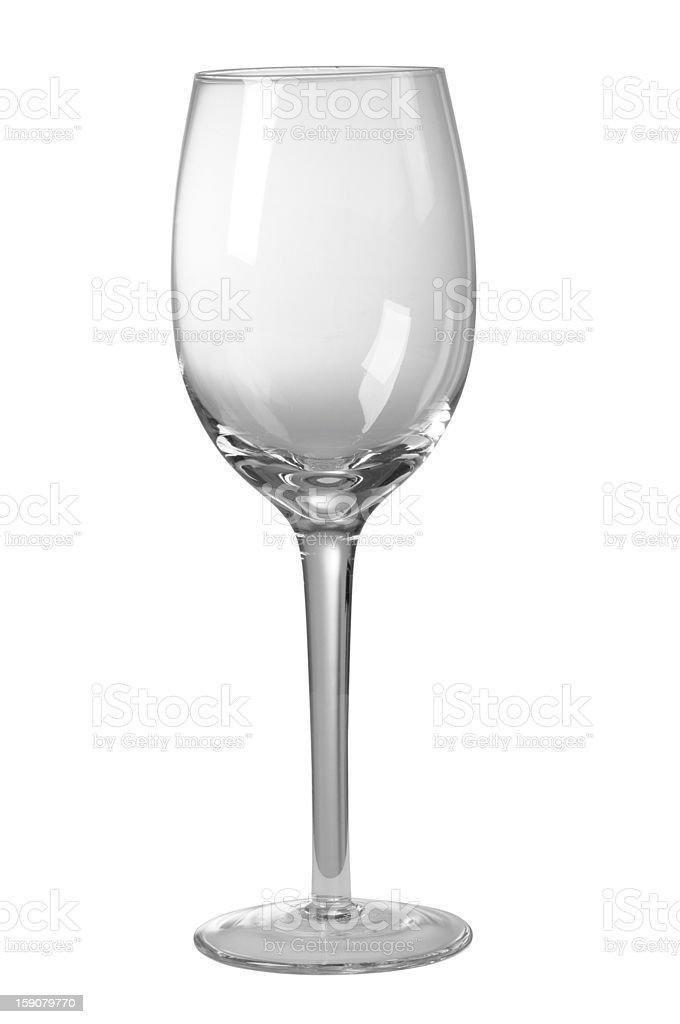 Wine glass. royalty-free stock photo