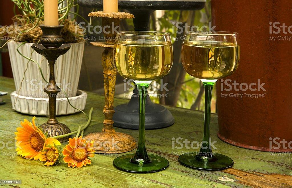 Wine Interiors 2 royalty-free stock photo