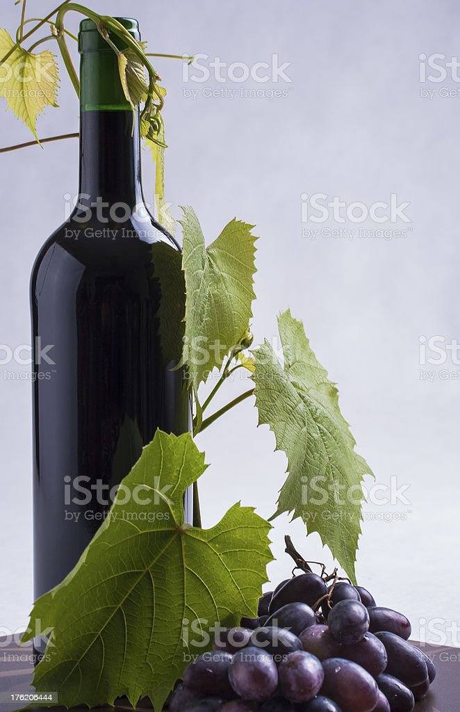 Wine royalty-free stock photo