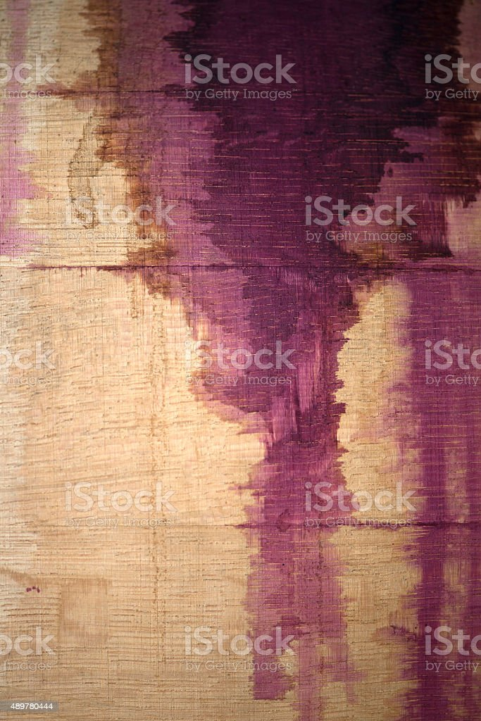 Wine stain stock photo