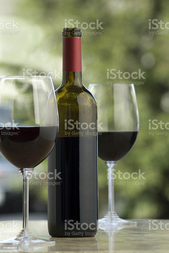 Degustación de vinos foto de stock libre de derechos