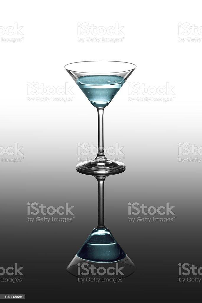 Wineglass royalty-free stock photo