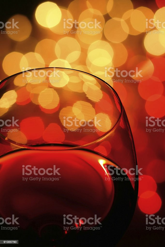 wineglass royalty-free stock photo