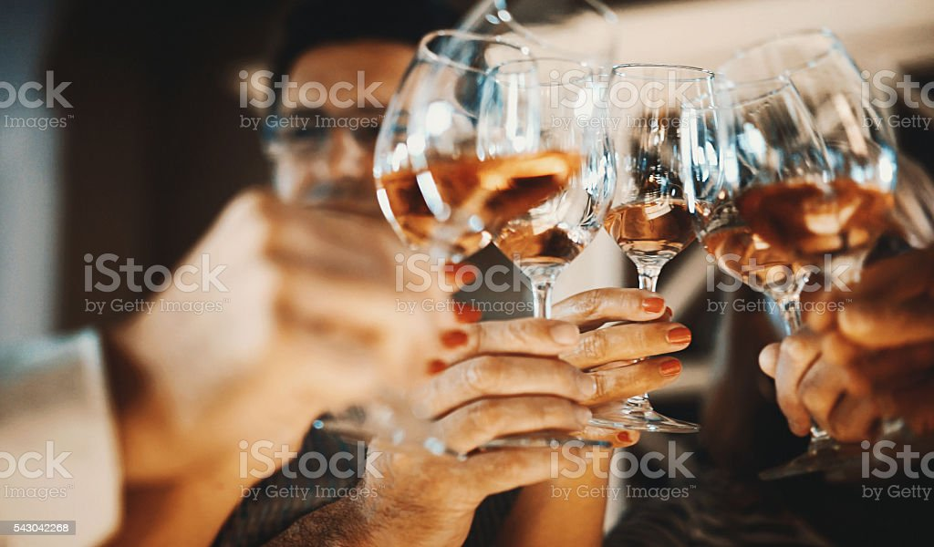 Winetasting. stock photo