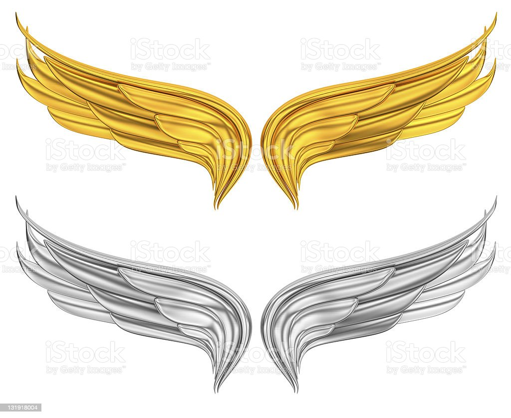 wing stock photo
