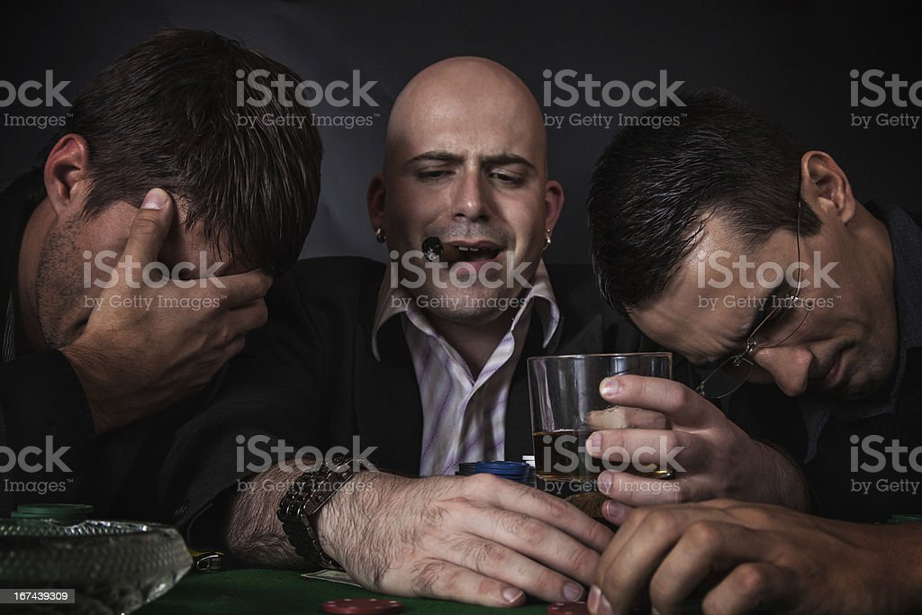 Winner & Losers stock photo