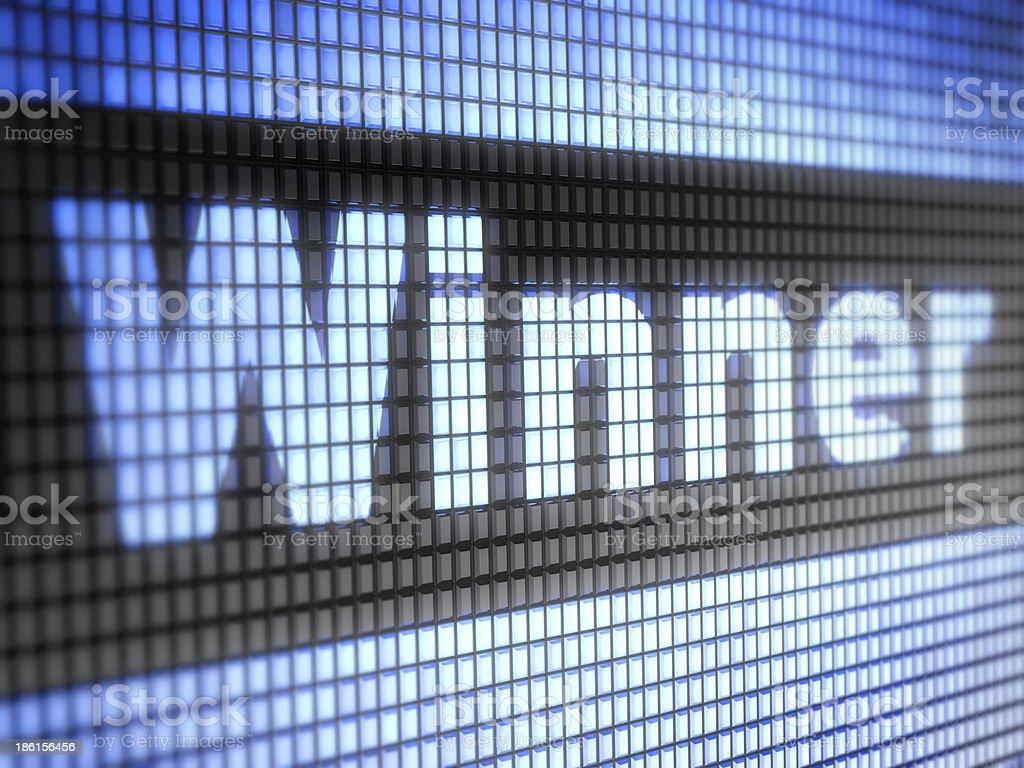 winner stock photo