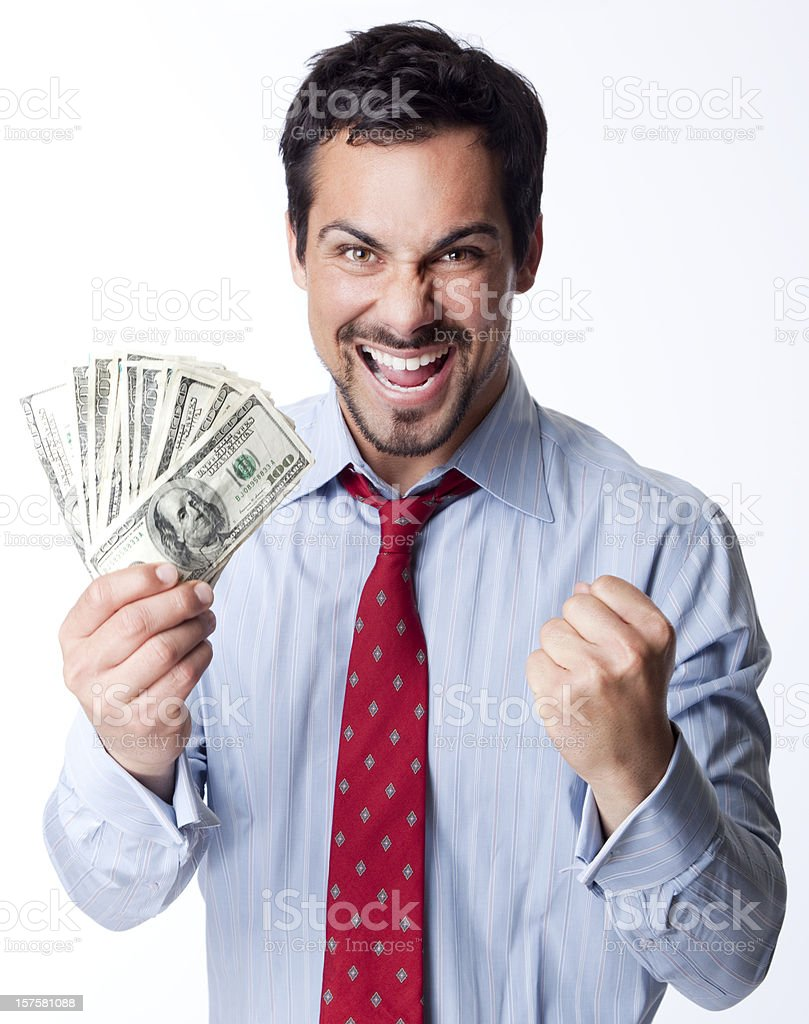 winning royalty-free stock photo